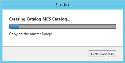 How to Deploy a XenDesktop 7.5 Virtual Machine Using MCS: Part 1