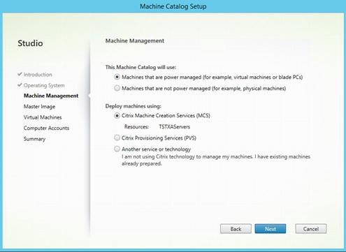 Machine Catalog 3