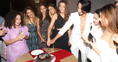 Mr. Faisu & Ruhi Singh celebrate the success of Bang Baang with influencer friends at a sundowner party!
