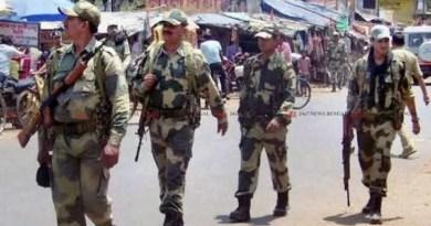 রাজ্যে আসছে আরো ২১০ কোম্পানি কেন্দ্রীয় বাহিনী