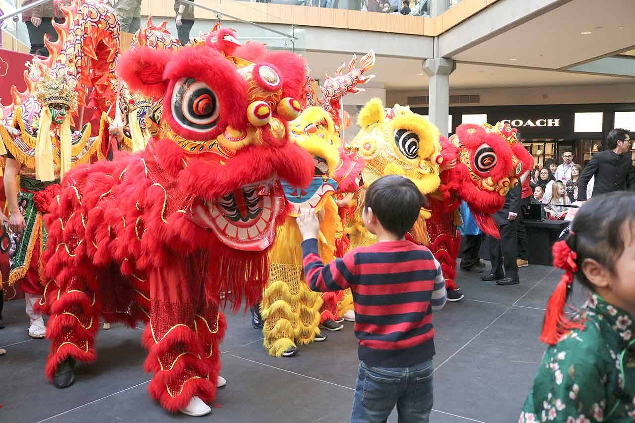 Annual Chinese Lunar New Year at Bellevue Square   Bellevue Reporter