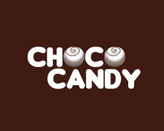ChocoCandy 25 logos con mucho chocolate