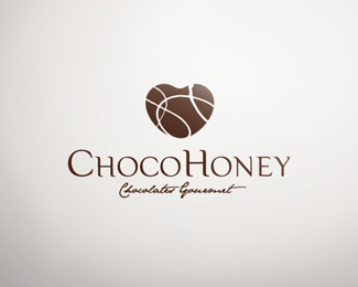 ChocoHoney 25 logos con mucho chocolate