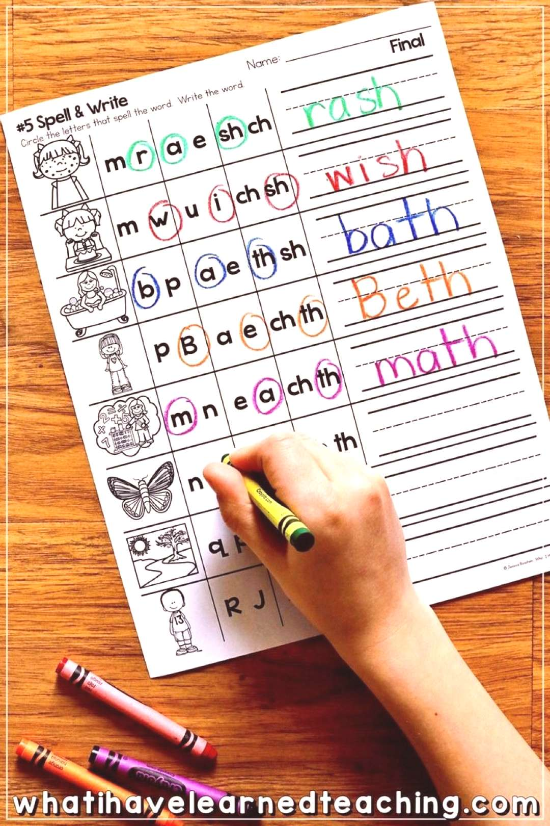 hight resolution of Digraph Phonics Worksheets \u0026 Activities for Elementary Students • What I  Have Learned Digraph pho