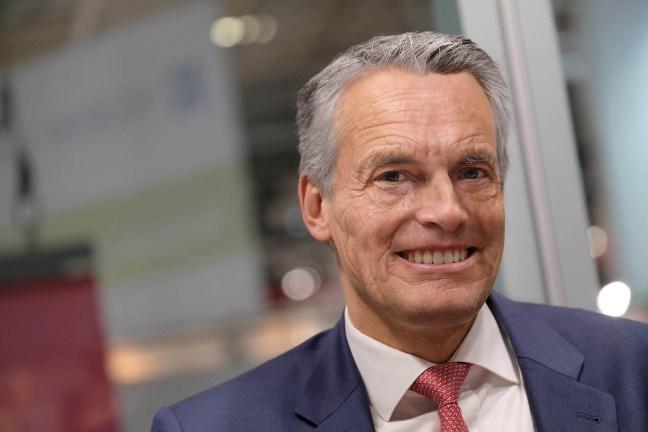 Jochen Keysberg, ehemals CEO der Apleona Group