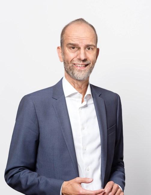 Jürgen Schick, ehemals Präsident des IVD