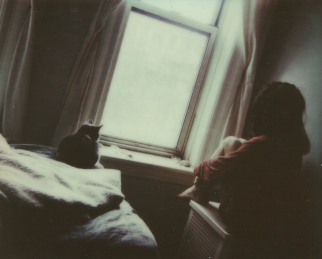 An ode to this gloomy day…Waiting For Sun, Self PortraitThe IMPOSSIBLE Project© Anna Marcell