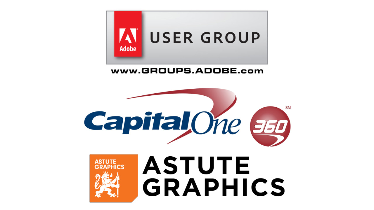 Capital One 360 Adobe User Groups Astute Graphics