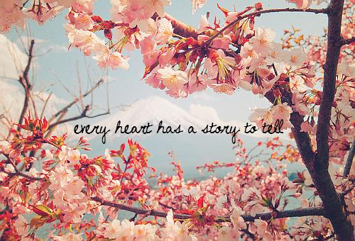 Khalil Gibran Quote Desktop Wallpaper Love Pretty Tree Quote Heart Flowers Cherry Blossom