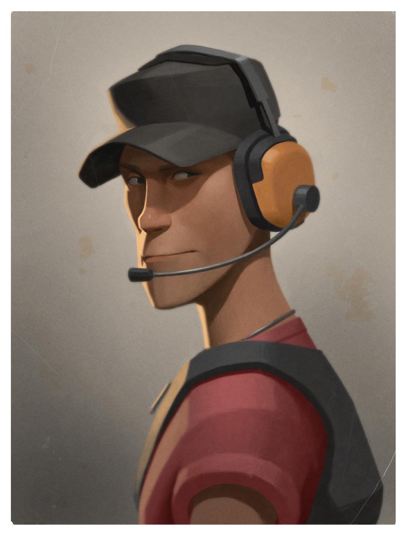 soldier valve sniper team