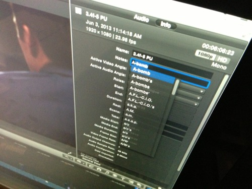 FCPX Tips and Tricks