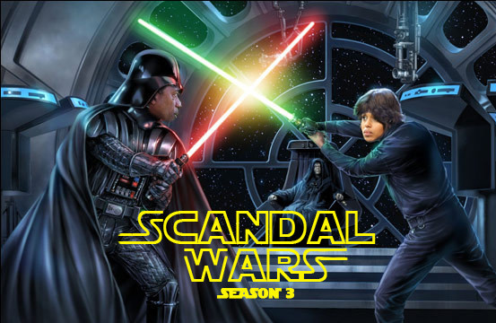 Scandal Wars