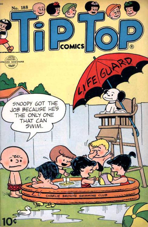 Tip Top Comics #188