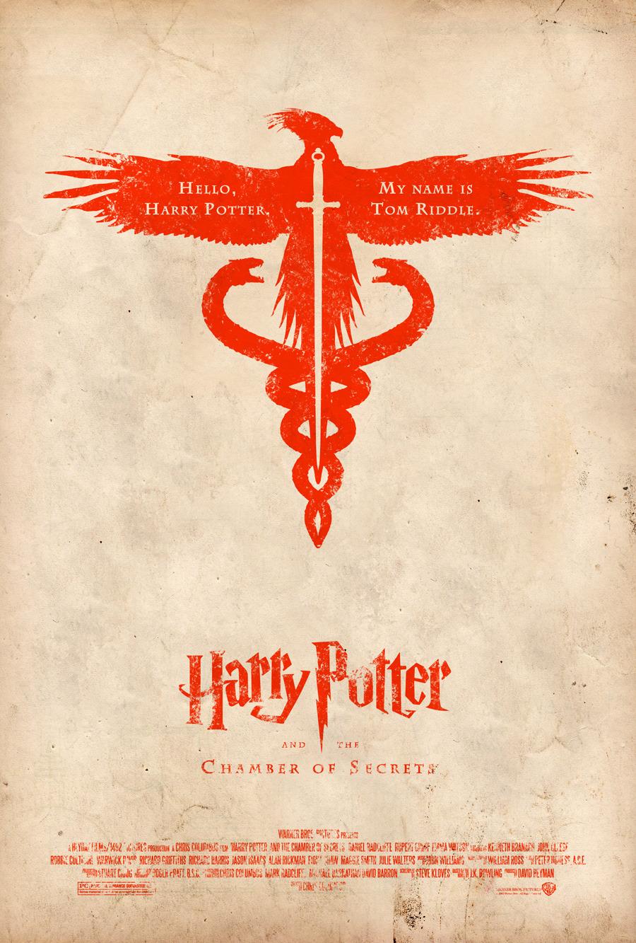 Geek Art Gallery Posters Harry Potter Alternatives