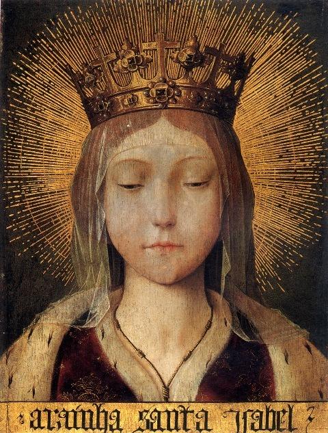 petitpoulailler:  etteilbuo: Quentin de Metsys (Flemish; 1466-1530) ~Rainha Santa Isabel