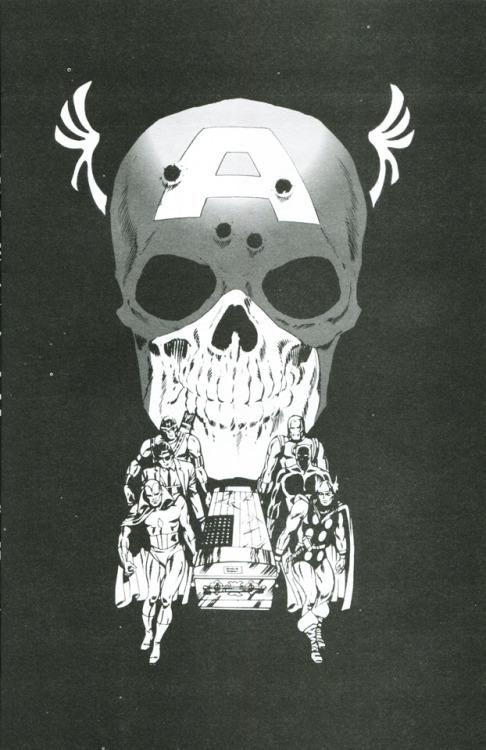 Captain America #113 by Jim Steranko
