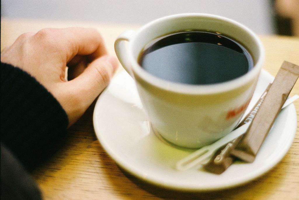 Eine Tasse Kaffee (by moneboh)