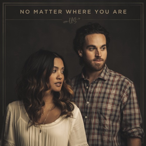 """Excited to share the cover for our upcoming album, """"No Matter Where You Are"""", available 11/26/13."""