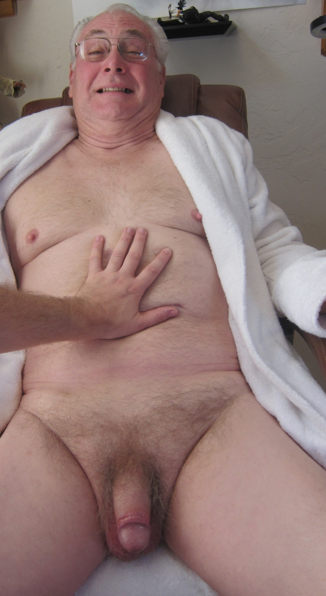 Fat Hairy Uncut Old Men - Datawav-5532