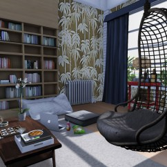 Hanging Chair The Sims 4 Crate And Barrel Vintner Blah To Wah Next Interior Evolution Has Arrived
