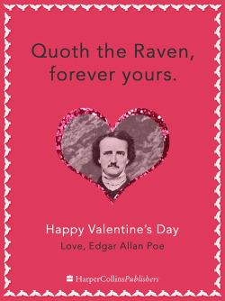 Love History Edgar Allen Poe William Shakespeare