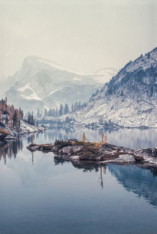 Mükemmellik Lake, Washington State, ABD