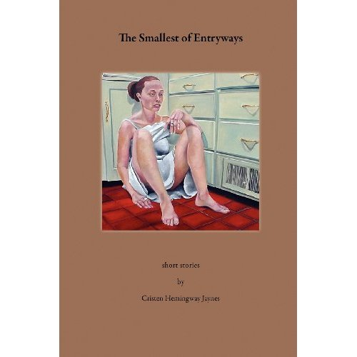 "Title: Smallest of EntrywaysAuthor: Cristen Hemingway JaynesPublisher: Humanitas Media PublishingStatus: Available now*full disclosure: Bought Description: (by goodreads.com) The Smallest of Entryways (2012) is a collection of nine short stories by Cristen Hemingway Jaynes, the great-granddaughter of Nobel Prize winner, Ernest Hemingway. The stories in The Smallest of Entryways paint a picture of a child, at first helplessly affected and then, as she grows into an adult, shaped by the alcohol dependence of her mother. The stories were written over a twelve-year span; this is her first collection. It is published by chum literary press, the author's own imprint, in association with Humanitas Media Publishing, which also will publish chum literary magazine starting in 2013.My Review:Dark Brilliant and Beautiful.""The Smallest of Entryways"" is a collection of short stories that is mesmerizing. If you're a fan of the short story then you're in for a treat with these.The Author, Cristen Hemingway Jaynes took great care in her imagery, and word choice; every story came alive off the page. Although I found all the stories to be fantastic there were three that stood out above all others. ""Laundromat,"" ""Vienna Sausages"" but my all time favorite has to be ""Wax."" That story is so beautiful, that I almost want to give it all away, (but you really need to read it for yourself.) ""Wax"" was so striking that I actually teared up at the ending with the Snowy imagery. Those three make it into my top 20 favorite stories of all time. I Highly recommend ""The Smallest of Entryways"" to everyone whether you're a short story reader or not.Overall Rating: 6.5-7/7"