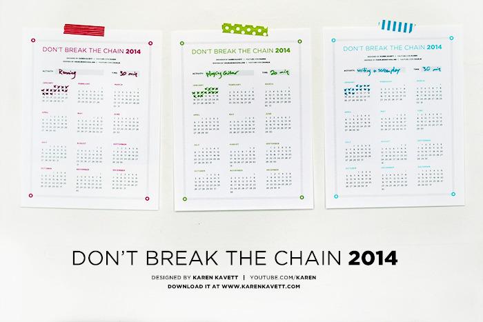 Calendar charlieissocoollike life hacks don't break the