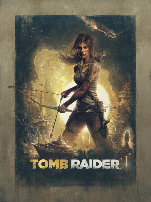 """Tomb Raider"" by Sam Spratt"