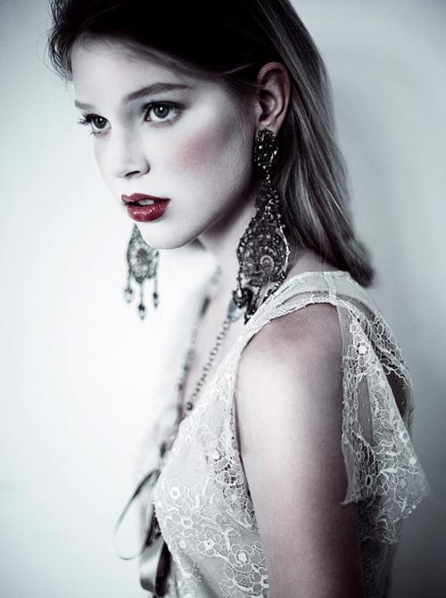 she-loves-fashion:</p> <p>SHE LOVES FASHION:<br /> Untitled #5 by Andrey Ivanøv<br />