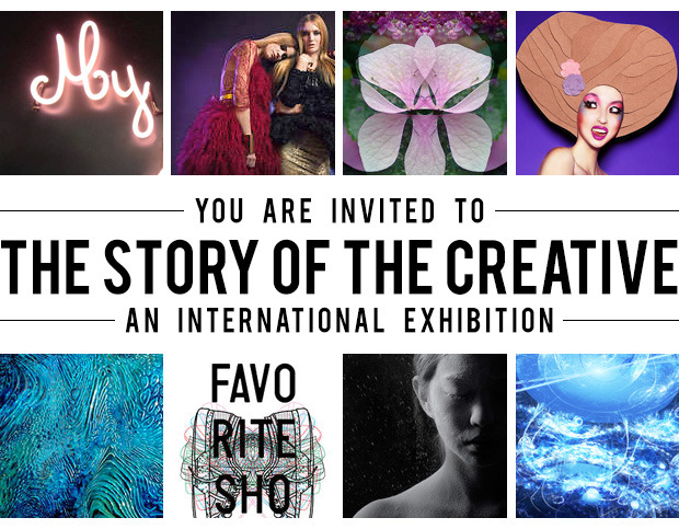 """The Story of the Creative  The creative force is unstoppable. It is a force of humanity, of inspiration and dedication. It is universal. This summer you are invited to celebrate """"The Story of the Creative"""".   Please join us for the opening reception: Thursday, July 25th  7p through 11p   The show continues through September 10th.  Complimentary Cocktails  Provided by Absolut Vodka   See.Me is proud to present a selection of our members representing over 100 different nations. This exquisite collection of work features a diverse range of mediums, styles, influences, and inspirations. The work displayed will include sculpture, works on paper, and the launch of our newly built digital exhibition room.  See 