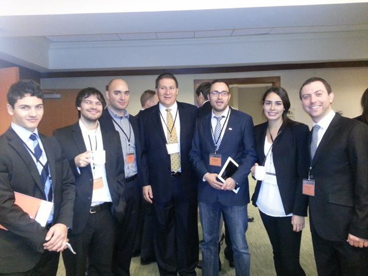 The team at HealthBox Innovation Day!