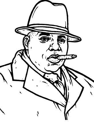GANGSTA RAP COLORING BOOK « Free Coloring Pages
