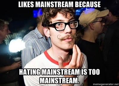 rispostesenzadomanda:  Super smart hipster (via)