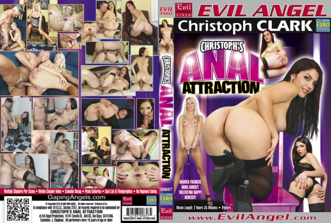 Christophs Anal Attraction by Christoph Clark