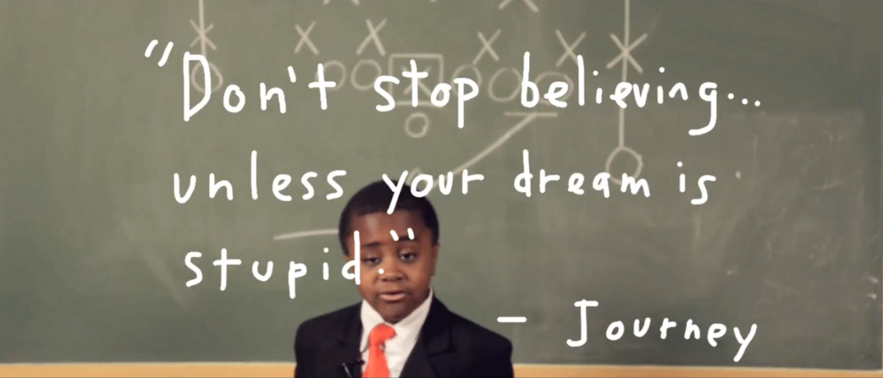 kid president sayings