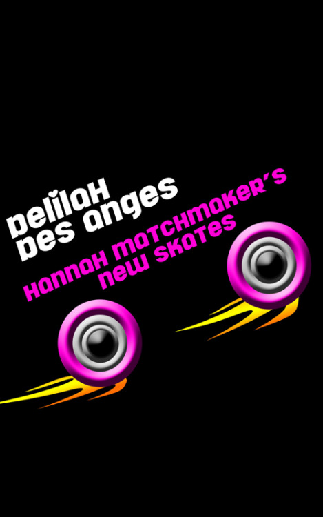Short story: Hannah Matchmaker is struggling to make progress as fast as she'd like at Rollerderby, until she gets her hands on some new skates…A story for fans of Rollerderby who are already pretty au fete with the jargon.(I was trying to give this one away as a free eBook but Kindle were like NOPE MINIMUM $0.99)