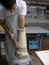 La vase dragon - Making Of