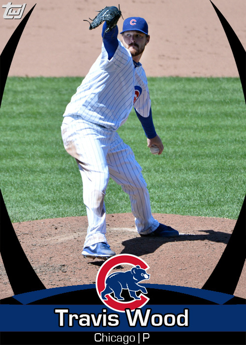 Cubs pitcher Wood National League All Star