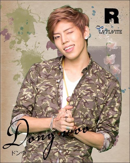 K-Stars Wonderland-Dongwoo P-14