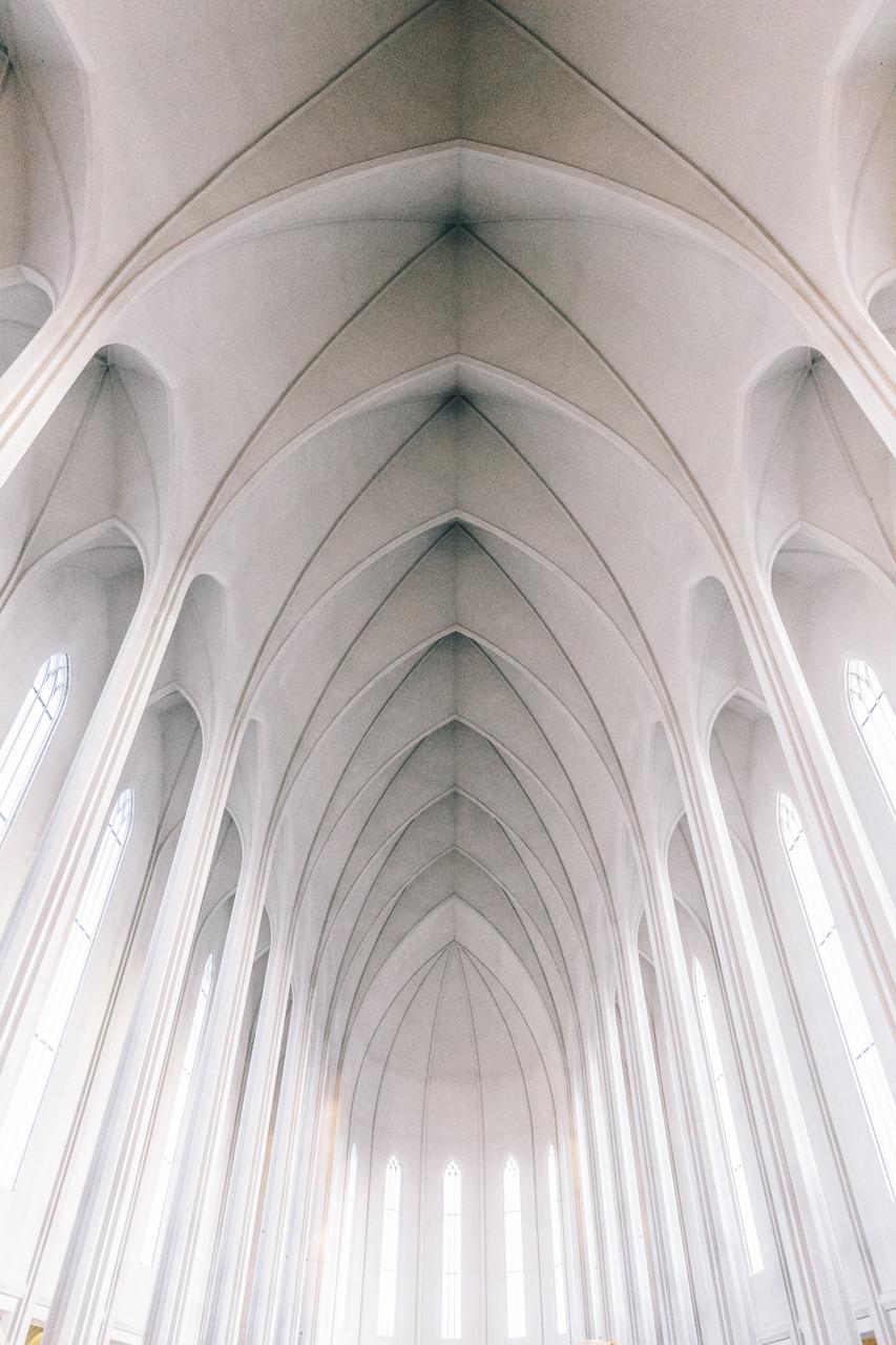 photography white architecture pattern church Interior