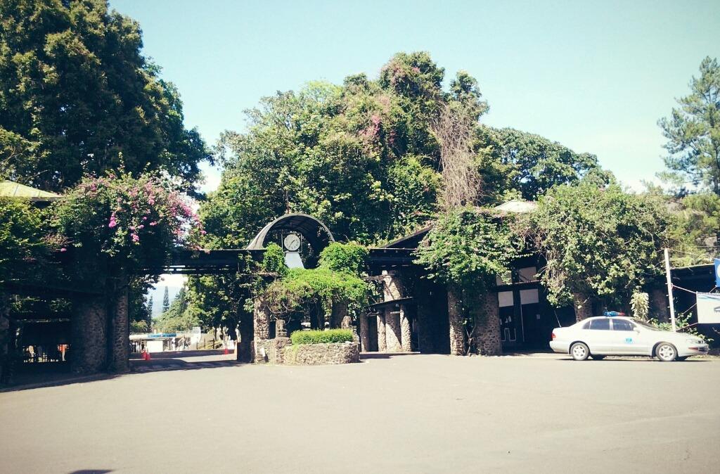 Ngeliat 'rumah' lagi at Jam Gadang – View on Path.