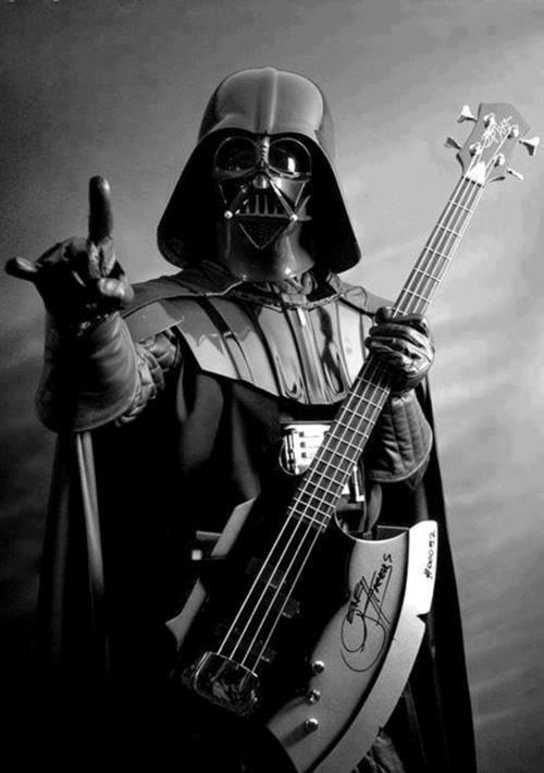 You dont Know the Power of the black Metal