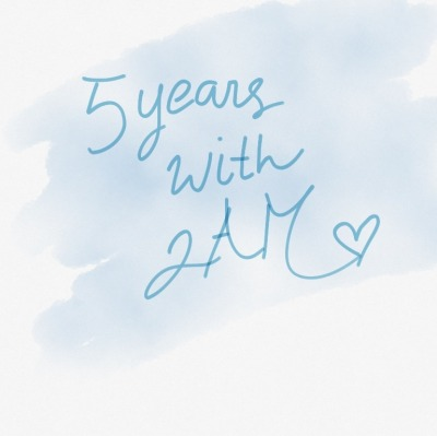 #5yearsWith2AM