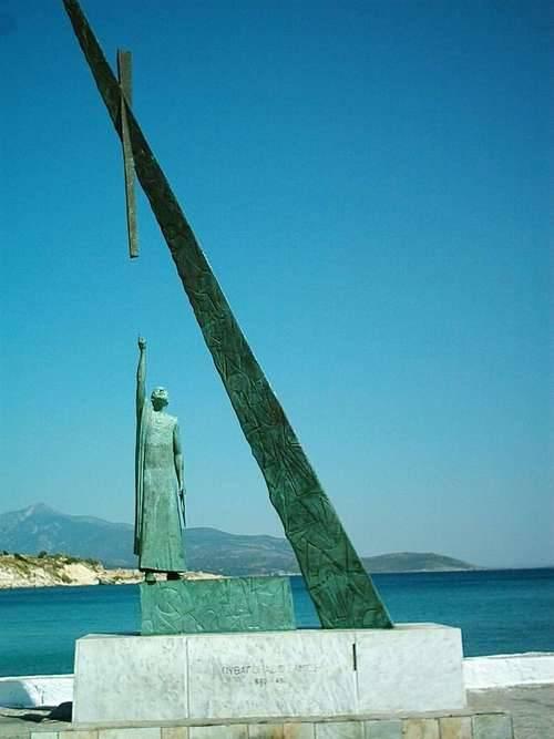 Pythagoras, Samos