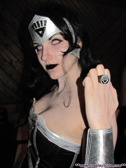 black lantern wonder woman cosplay