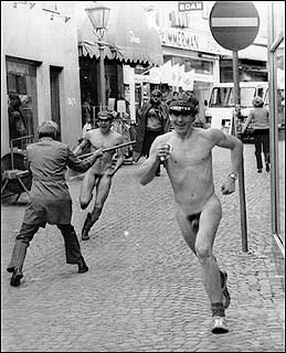 vintage nude boys