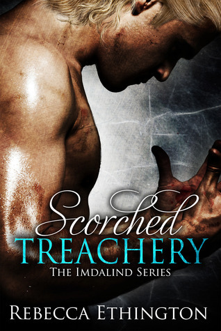 GUESS WHAT COMES OUT TODAY!!!!!????????? Rebecca Ethington's new book Scorched Treachery. It's the third in her amazing series and I can't wait for you guys to check it out. Run, do not walk. Seriously. The cover is swoon-worthy but the book is even better.  EXCERPT: Through Glass  Everyone remembers the day the sky went black. They remember the screams as the blackness ate those who were out in the open, those who surrounded themselves by light, and those who made noise. Everyone remembers the voice from the sky, the way food disappeared. Everyone remembers the day the sky went black, and the sun was wiped from the sky. At least that's what I hope. I hope that there is an 'everyone' that will remember. I hope that I am not alone. Because I remember. I remember, because it was the day I became alone. It was the day the house went silent, and the birds stopped singing. It was the day when everyone disappeared, everyone except the boy, the only person I have seen in two years. The boy I talk to through the glass. -Alexis Lyman, aged 19 [[MORE]] Scorched Treachery Blurb While Joclyn is trapped in the tormenting hell of Cail's mind, the battle around her only continues to grow and spread. * Edmund has infiltrated the underground hallways of Prague, guiding the massacre that would end the lives of the last of the great magical race. In her attempts to stop him, Wynifred has been captured and her magic restrained. Chained up in the ancient dungeons of Prague, her fate is left in the hands of her father, who has tried to kill her before. With Ryland's screams and Sain's fragmented sights as her only company, Wyn must rely on something that has been hidden deep inside of her for centuries to help them break free. * Ilyan's whole life has been building up to one purpose. Protect the Silnỳ. He knows what he must do, and he has no doubt in his ability to do so. But when his father's magic removes Joclyn's mind from her body, he is left protecting the shell of the one person he
