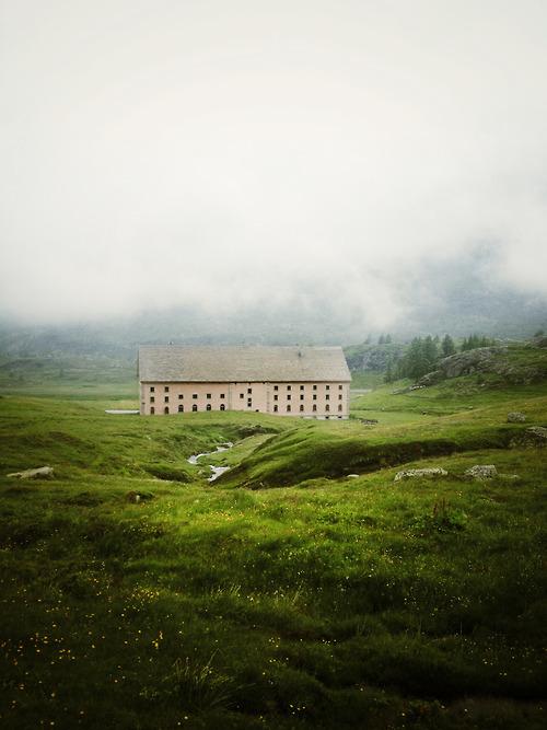 wanderlusteurope:Hospice du Simplon, Valais, Switzerland