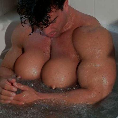 tumblr man boobs